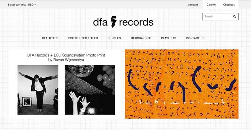 DFA Records