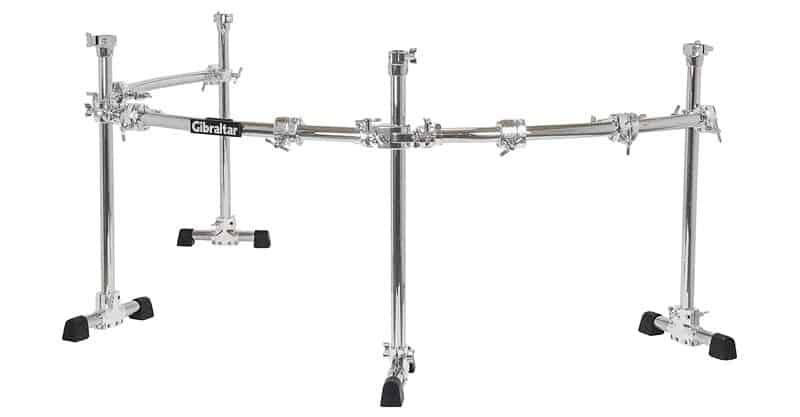 Gibraltar GCS-450C 4-Post Curved Rack
