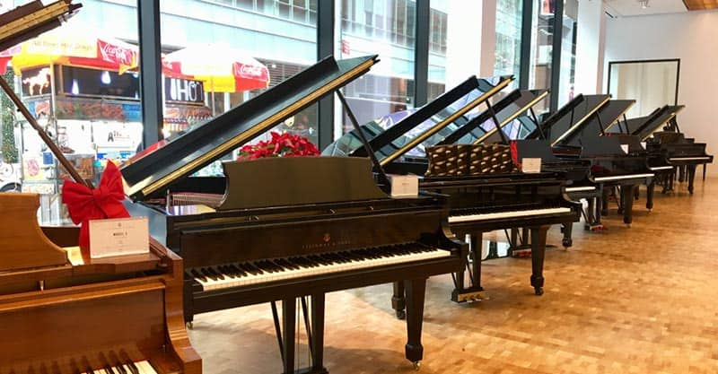 Steinway Piano Price