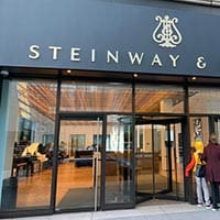 How much do Steinway piano cost?