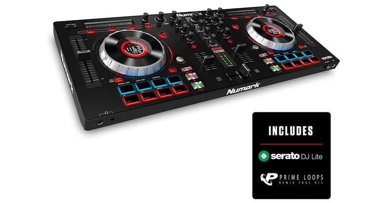 Numark Mixtrack Platinum | DJ Controller