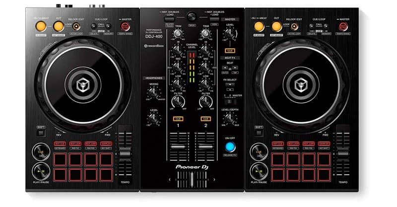 Pioneer DJ DJ Controller DDJ-400