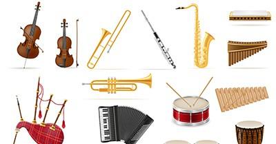 Music Instruments And Instrumentals