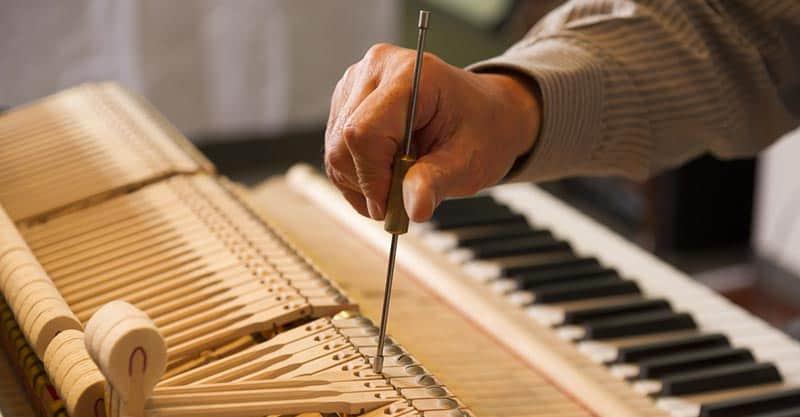 Piano maintenance