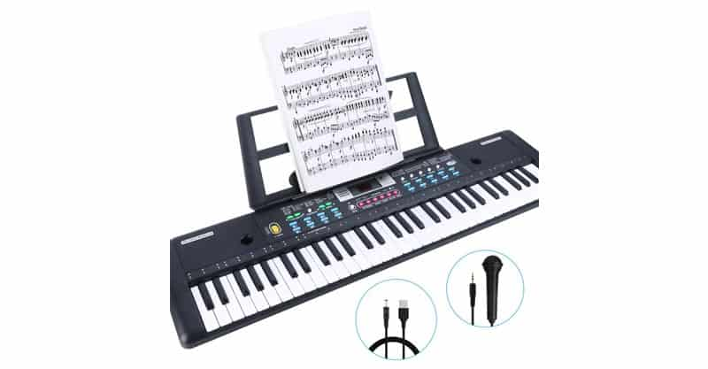 RenFox 61-Key Keyboard Piano