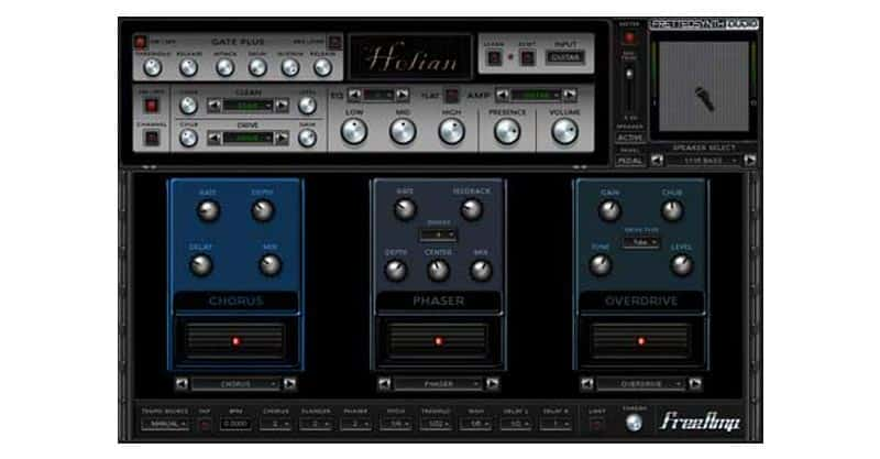 Fretted Synth Free Amp 3