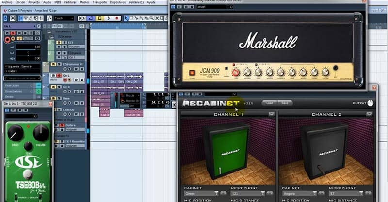 SimulAnalog Guitar Suite
