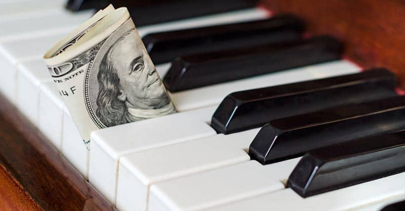 Getting gigs as a pianist