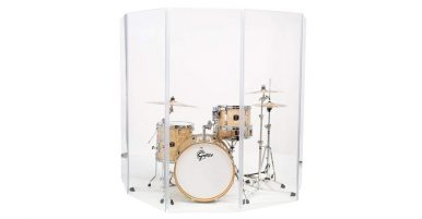 Best Drum Shields For A Quiet Church And Home