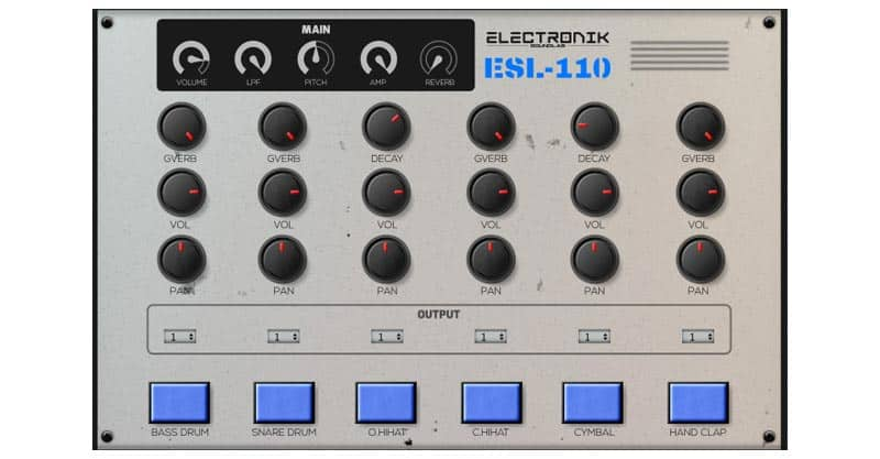 ESL-110