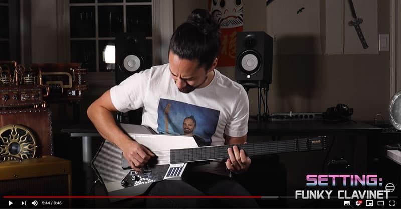 Samuraiguitarist On Youtube
