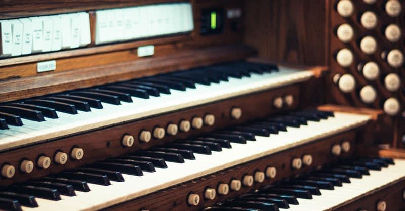 Organ Vs Piano Difference