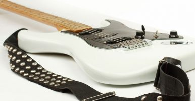 How To Put On A Guitar Strap For Beginners