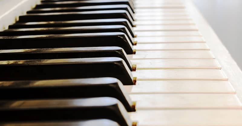 Ways To Get Rid Of Fingerprints On Piano Keys