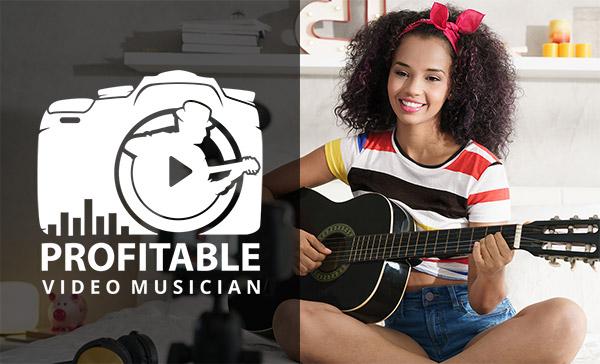 Profitable Video Musician online music business course