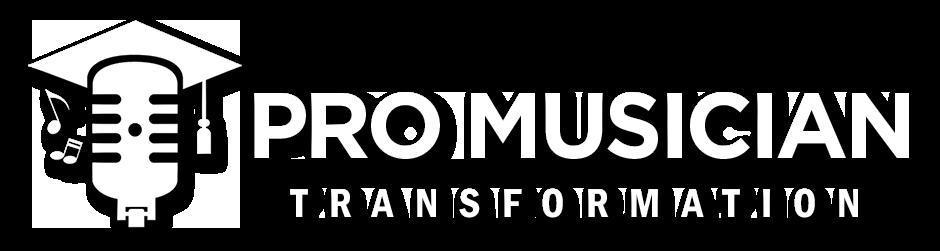 Pro Musician Transformation logo