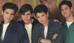 The Osmond Boys