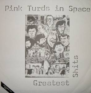 pink turds in space