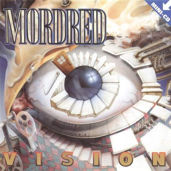 Mordred - Vision - CD