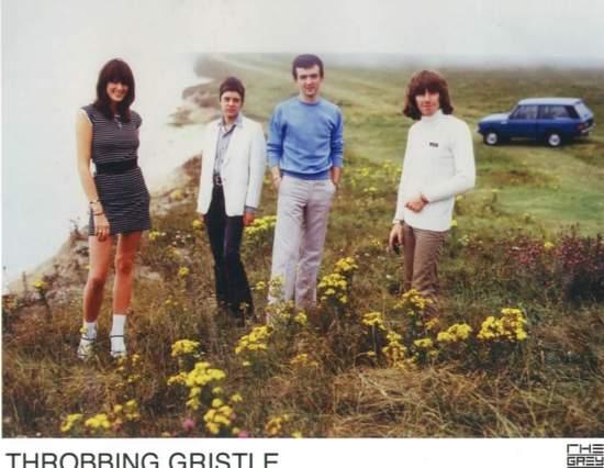 Throbbing Gristle,with Genesis P-orridge - Memorabilia 3 - Memorabilia