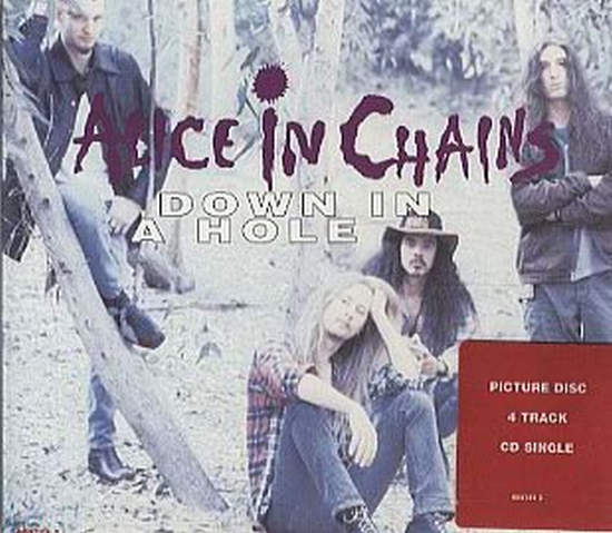 Alice In Chains - Down In A Hole (radio Edit) - CD Single