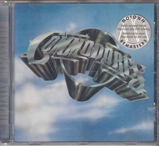 Commodores - Commodores (cat No 530 936-2) - CD