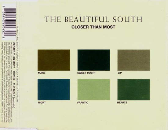 Beautiful South.the. - Closer Than Most EP
