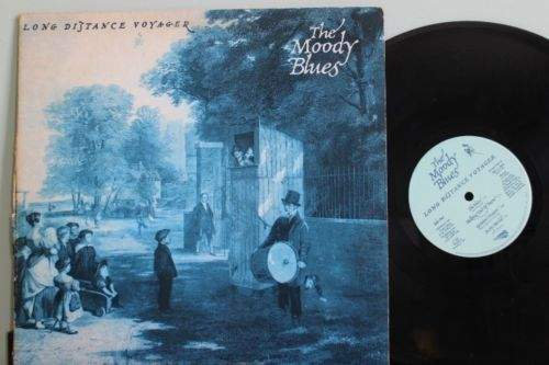 Moody Blues - Long Distance Voyager - LP
