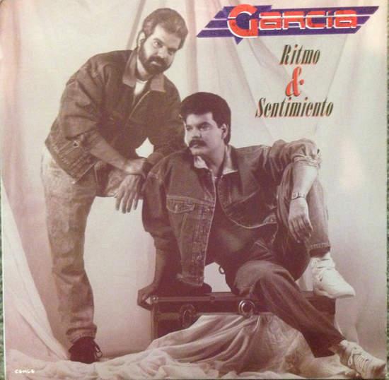 Darvel Garcia & Louis Garcia - Ritmo & Sentimiento - LP