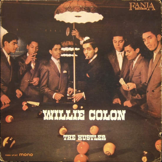 Willie Colon - The Hustler - LP+CDR
