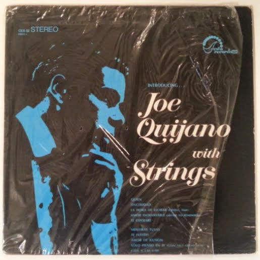 Joe Quijano - Joe Quijano With Strings - Stereo