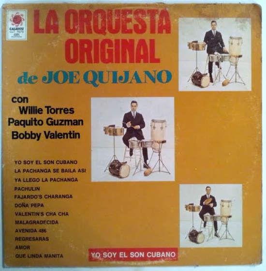 La Orquesta Original De Joe Quijano