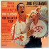 Joe Quijano & His Orchestra - Latin Joe - White Label Radio Station Copy