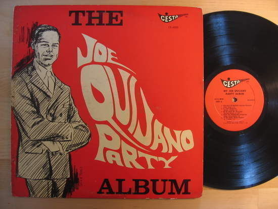 Joe Quijano With Strings