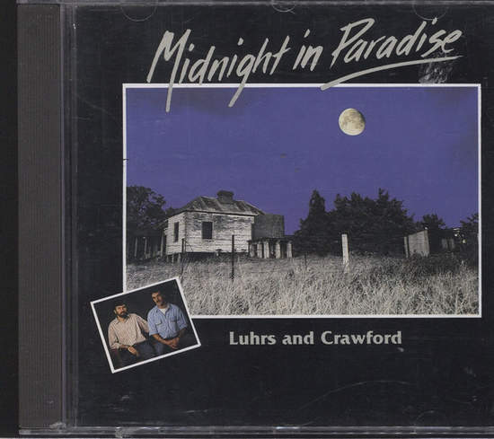 Luhrs & Crawford - Midnight In Paradise - CD