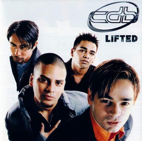 Cdb - Lifted - CD