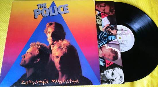 Police - Zenyatta Mondatta - LP