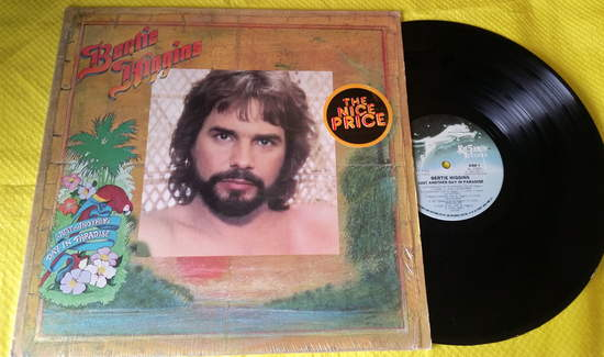Bertie Higgins - Just Another Day In Paradise - LP
