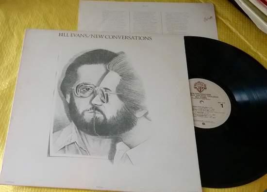 Bill Evans - New Conversations - LP