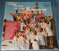 Kids Of The Kingdom - Featuring Young Singing Stars Of Disneyland - LP