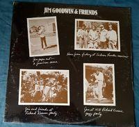 Jim Goodwin & Friends - Jim Goodwin & Friends - LP