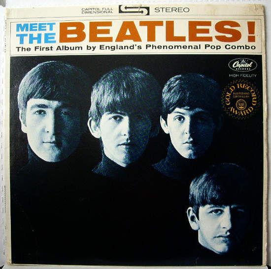 Meet The Beatles - Beatles
