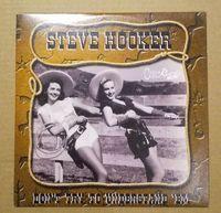 Steve Hooker - Don't Try To Understand Em - CD