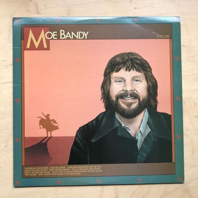 moe bandy discography
