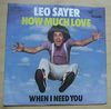 Leo Sayer - How Much Love Vinyl
