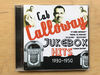 CAB CALLOWAY - JUKEBOX HITS