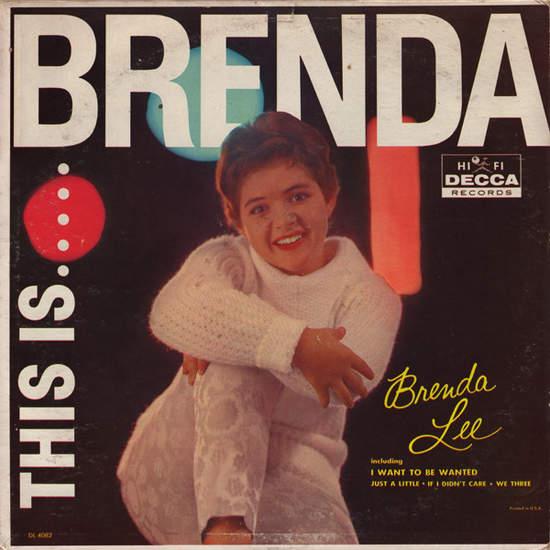 Brenda Lee - This Is... - LP