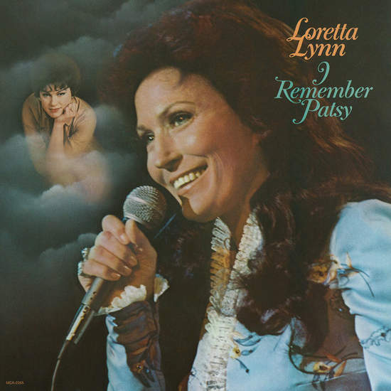 Loretta Lynn - I Remember Patsy - LP