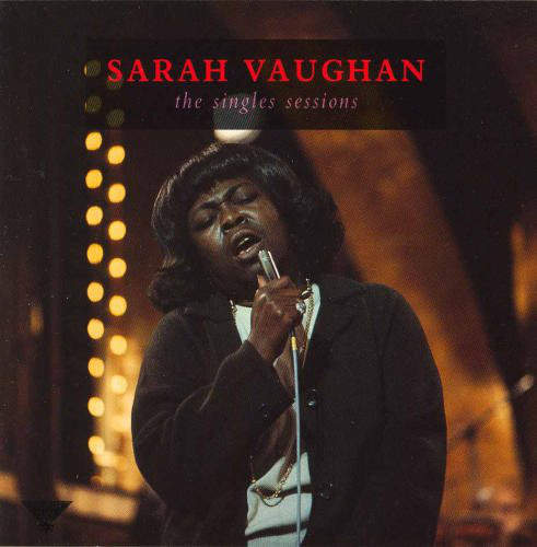 Sarah Vaughan - The Singles Sessions - CD