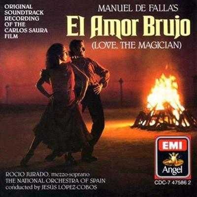 Manuel De Falla,rocio Jurado,jesús López-cobos - Manuel De Falla's El Amor Brujo (love, The Magician) - CD